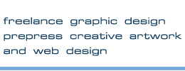 freelance graphic design prepess creative artwork and web design